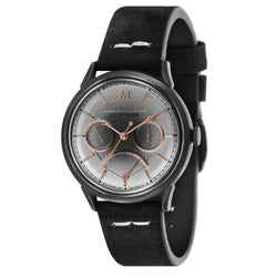 James McCabe Men's HERTIAGE Retrograde II Watch - JM-1026-09