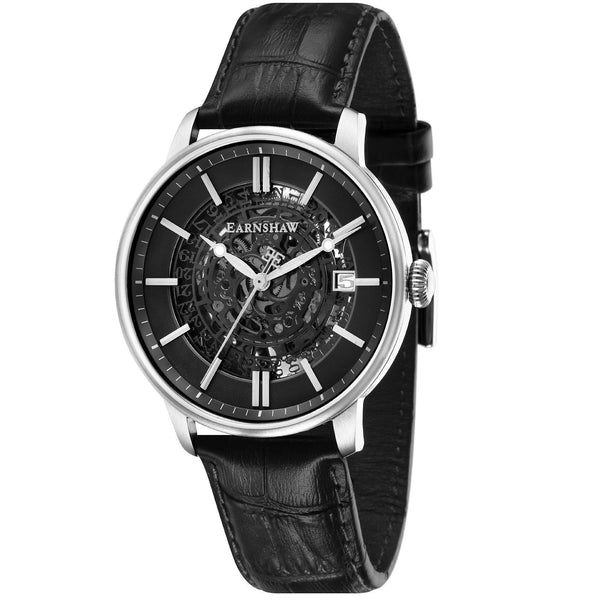 Thomas Earnshaw Men's Vancouver Skeleton Automatic Watch - ES-8075-01