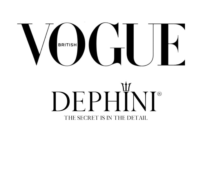 DEPHINI® brand was in well-known VOGUE (British magazine)