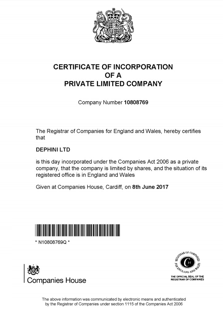 Dephini Incorporation