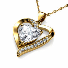 Load image into Gallery viewer, Gold Heart Pendant