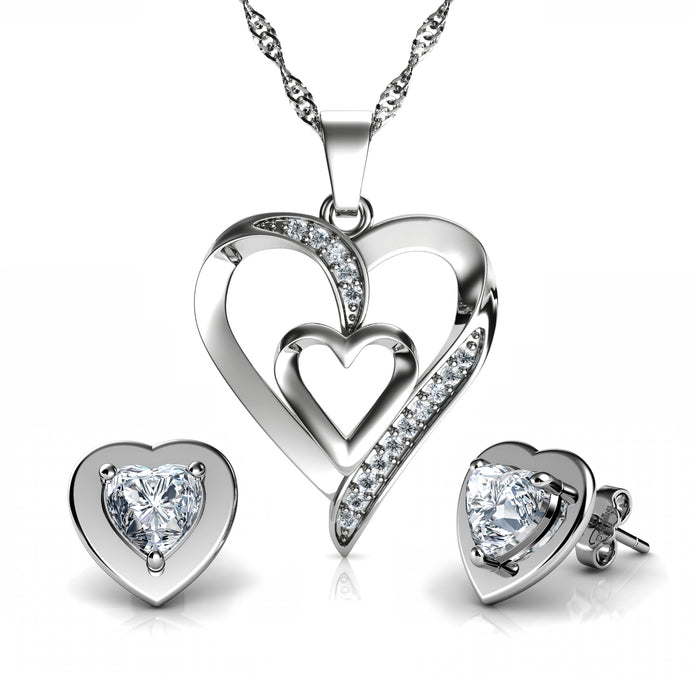 Double Heart set