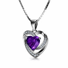 Load image into Gallery viewer, Purple Pendant
