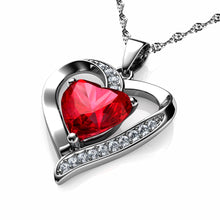 Load image into Gallery viewer, Red Heart Pendant