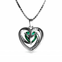 Load image into Gallery viewer, Green necklace