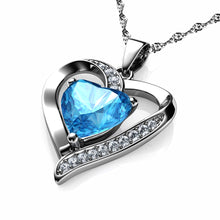 Load image into Gallery viewer, Silver Heart Pendant