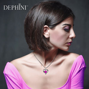 Pink Necklace for women