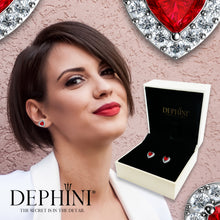 Load image into Gallery viewer, Heart Earrings for women