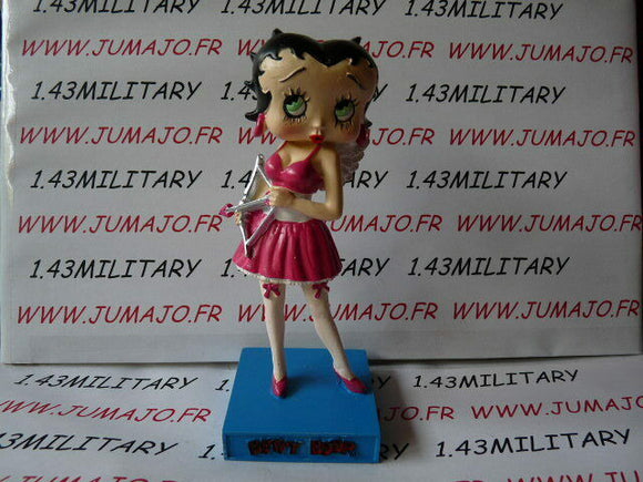 BB99K figurine Betty boop resine en blister MIB 15 cm environ : Cupidon Amour