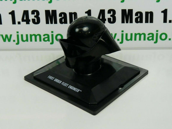 SW76K CASQUE STAR WARS 1/5 ALTAYA : FIRST ORDER FLEET ENGINEER