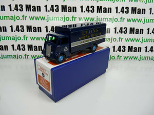 DT75E Voiture réédition DINKY TOYS atlas : 514 Guy Van Lyons Swiss Rolls UK