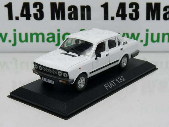 IT12G Voiture 1/43 IXO DEAGOSTINI Balkans : FIAT 132