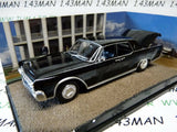 JB48H voiture 1/43 IXO 007 JAMES BOND  : LINCOLN Continental Goldfinger