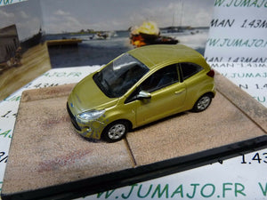 JB60E voiture 1/43 IXO 007 JAMES BOND  : FORD KA quantum of solace