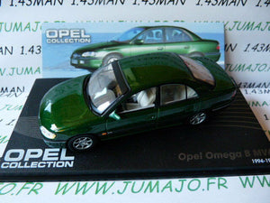 OPE111 1/43 IXO eaglemoss OPEL collection : OMEGA B MV6 1994 1999