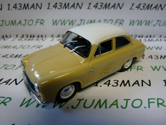PL151 VOITURE 1/43 IXO IST déagostini POLOGNE : SYRENA 103 (FSO)