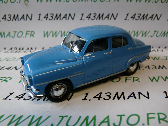 PL207H VOITURE 1/43 IXO IST déagostini POLOGNE : SIMCA ARONDE 1300 A90