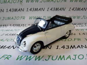 PL55 VOITURE 1/43 IXO IST déagostini POLOGNE : IFA F9 cabrio