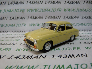 PL212 VOITURE 1/43 IXO IST déagostini POLOGNE : Syrena 105 1975 berline