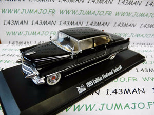 voiture 1/43 GREENLIGHT film GODFATHER Le parrain Cadillac 1955 fleetwood
