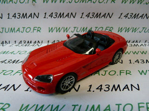 DC20 VOITURE 1/43 IXO déagostini russe dream cars : DODGE Viper SRT 10
