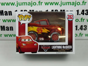 POP21F Figurine Vinyl FUNKO POP DISNEY CARS : LIGHTNING McQUEEN 282
