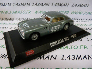 IT80 Voiture 1/43 rallye Mille Miglia starline : CISITALIA 202 1950