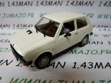 PL149 VOITURE 1/43 IXO IST déagostini POLOGNE : YUGO 45 blanche