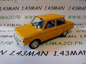 PL6H VOITURE 1/43 IXO IST déagostini POLOGNE : ZAZ 966 big eared