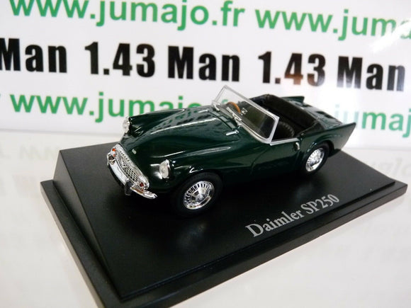 CSC26 voiture 1/43 NOREV ATLAS UK classic sport : DAIMLER V8 SP250