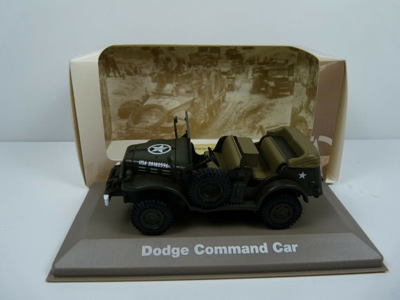 BL28H atlas IXO 1/43 Blindés WW2 : Dodge Command car US army USA
