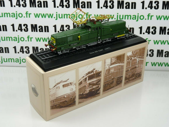 MEA70W LOCOMOTIVE train SNCF 1/87 HO : Série BB 12087 (1957) France