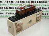 MEA56W LOCOMOTIVE train DRB 1/87 HO : EG5 22 501 / E 91 (1926) Allemande