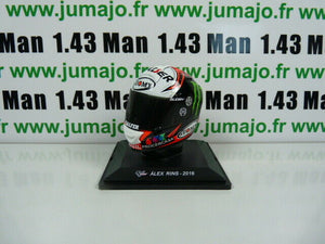 CM85F CASQUES MOTO GP 1/5  : Alex Rins 2016 Suomy Vialser Monster
