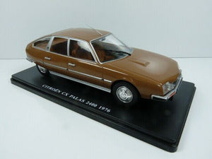 VQ16 Voiture 1/24 SALVAT Models : CITROEN CX Pallas 2400 1976