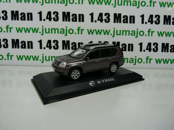 NI5G VOITURE 1/43 J collection : NISSAN X-TRAIL