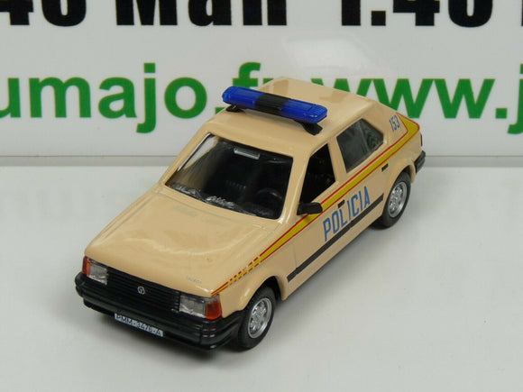 SOL45 Voiture 1/43 solido (Made in France) TALBOT HORIZON POLICIA (POLICE)