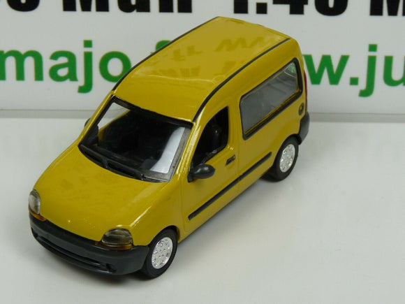SOLZ Voiture 1/43 SOLIDO (Made in france) RENAULT KANGOO - 1998