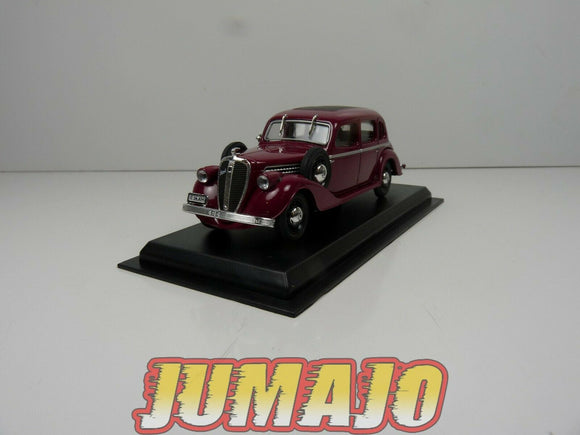 AME11 VOITURE 1/43 AMERCOM : Skoda Superb - 1938