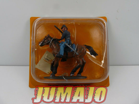 CAV6 CAVALIERS DEL PRADO Sécession Union cavalry trooper civil war USA 1961-1965