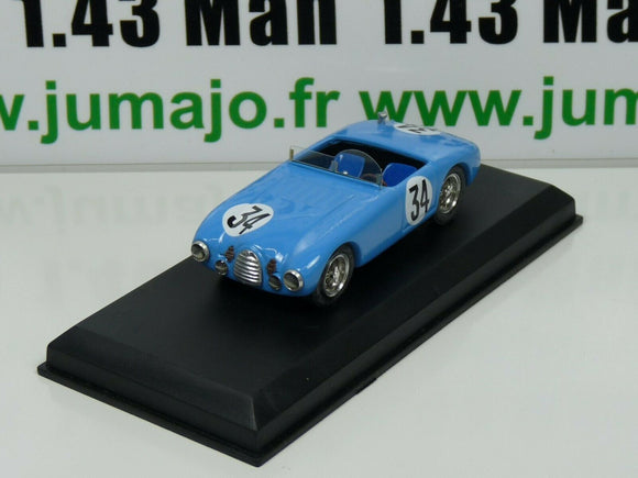 BR23D 1/43 TOP MODEL 24 Heures du Mans : GORDINI T15S Simon/Gordini 1950