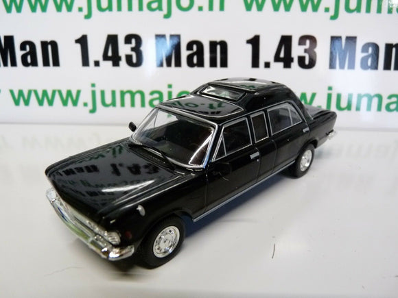 PL186 1/43 IXO IST déagostini POLOGNE FIAT 130 Papamobile