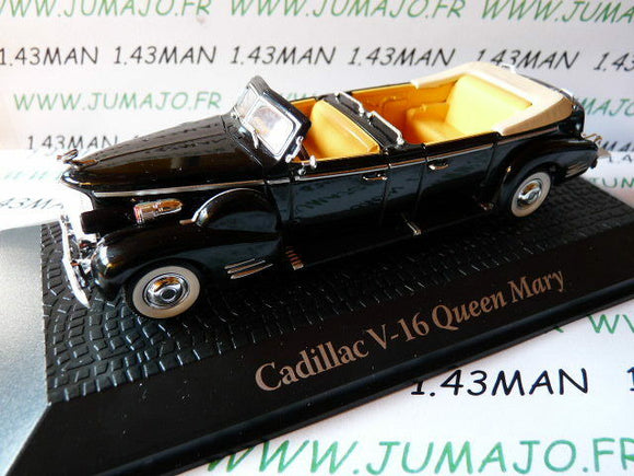 PR12T voiture1/43 norev présidentielle : CADILLAC Queen Mary V16