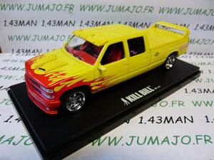 FIL12 1/43 GREENLIGHT film KILL BILL vol I & II Pussy wagon Chevrolet C2500 97