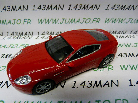 DC17 VOITURE 1/43 IXO déagostini russe dream cars : ASTON MARTIN AMV8