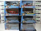 Lot 8 voitures altaya IXO 1/43 diorama BD MICHEL VAILLANT impair