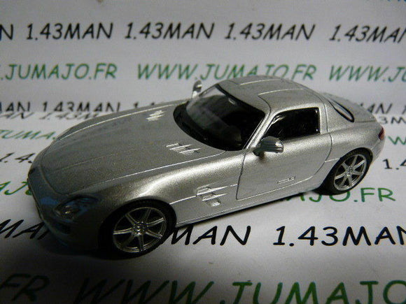 VOITURE 1/43 IXO déagostini russe dream cars : MERCEDES SLS AMG