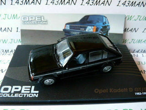OPE59 voiture 1/43 IXO eagle moss OPEL collection : KADETT D GT/E 1983/1984