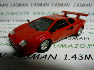 DC13 VOITURE 1/43 IXO déagostini russe dream cars : LAMBORGHINI COUNTACH