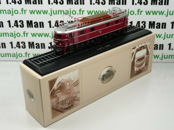 MEA55W LOCOMOTIVE train DRB 1/87 HO : E 19 12 (1940) Allemagne